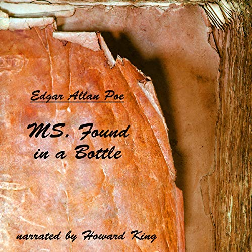 MS. Found in a Bottle audiobook cover art
