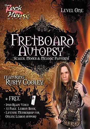 Fretboard Autopsy- Level 1 Scales Modes Long-awaited El Paso Mall Patterns Instant Acc