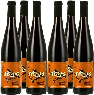 Weingut Mees SPÄTBURGUNDER ROTWEIN TROCKEN 2019 KREUZNACHER ROSENBERG LAGENWEIN Wein Deutschland Nahe Paket 6 x 750 ml 100% Blauer Spätburgunder