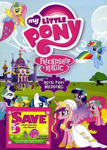 My Little Pony: Friendship is Magic - Royal Pony Wedding [RC 1]