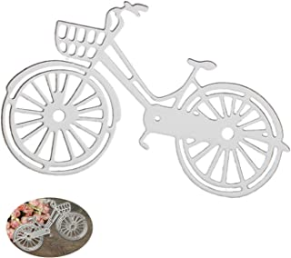 Feuilles de découpe pour vélo pour Diy Scrapbooking Embossage Matrice de découpe en métal pour mariage, scrapbooking, cart...