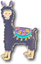 Oh Hello Co, Llama Enamel Pin, Cute and Perfect Accessory for Backpack, Jacket, Lapel, or Hat