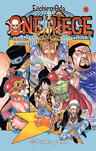 One Piece nº 75: Devolución de favores