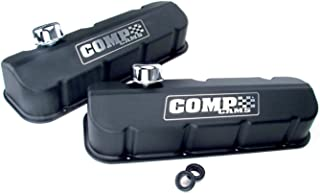 Competition Cams 281 Die Cast Aluminum Valve Covers for Big Block Chevrolet