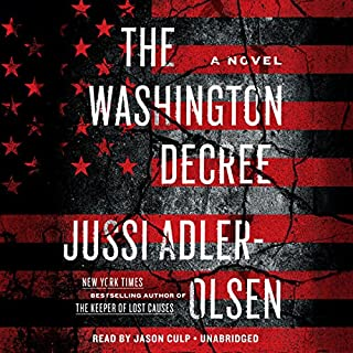 The Washington Decree audiobook cover art