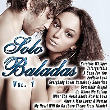 Solo Baladas Vol.1