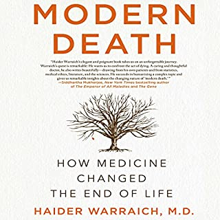 Modern Death audiobook cover art