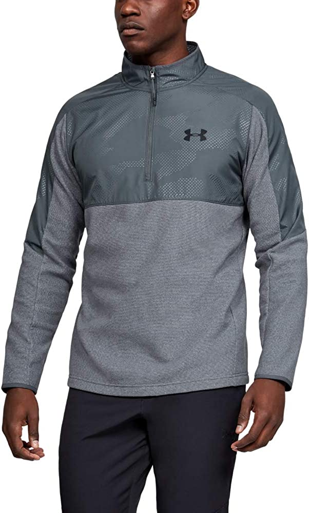 Limited Special Price Under Armour Men's ColdGear Infrared Zip 1 2 T-Shirt latest