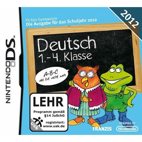 Deutsch 1-4 Klasse [Edizione: Germania]