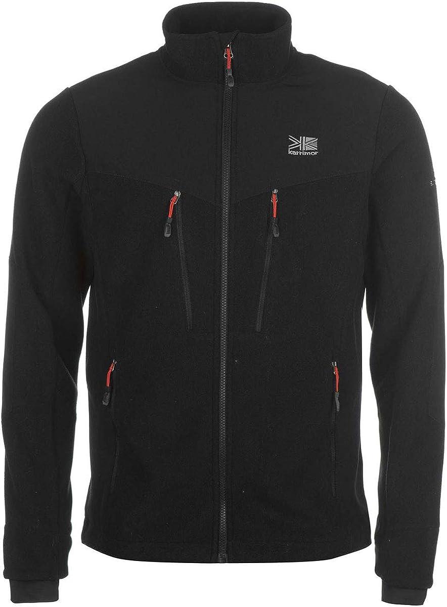 Karrimor Milwaukee Mall Men's Hoolie Jacket Fleece low-pricing