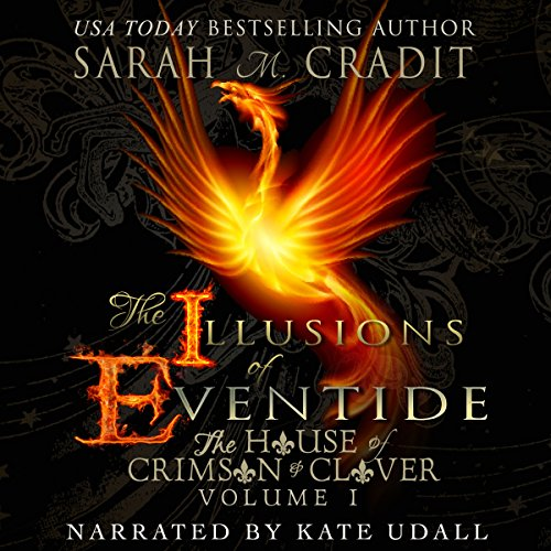 The Illusions of Eventide audiobook cover art