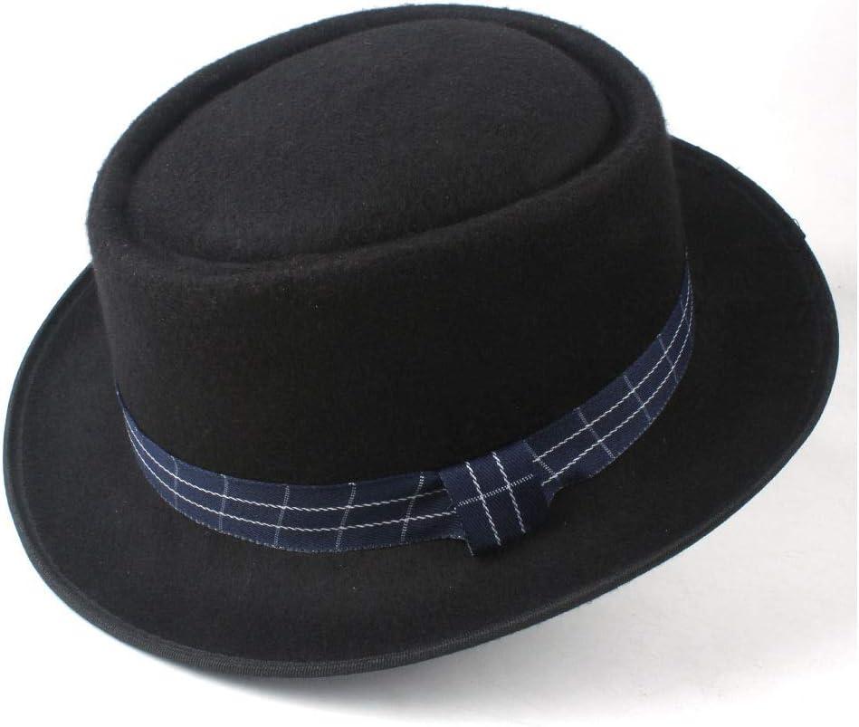 Fashion Max 47% OFF Men Women Pork Pie Hat Da for Dance Party favorite with Cloth