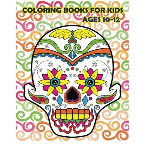 Sugar Skull Coloring Pages Amazon