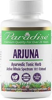 Paradise Herbs - Arjuna - 60 Count