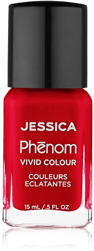 バインド独特の乱暴なJessica Phenom Nail Lacquer - Geisha Girl - 15ml/0.5oz