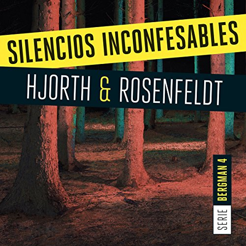 Silencios inconfesables [Unspeakable Silences] audiobook cover art