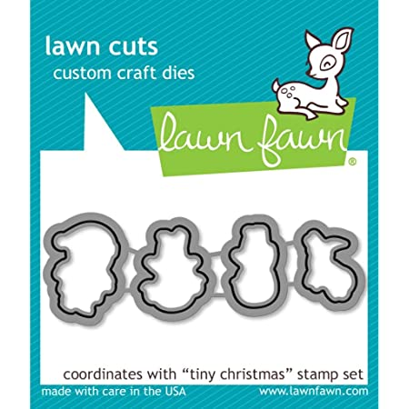 LF1893 DI166 Lawn Fawn Cuts Custom Craft Die Rawrsome