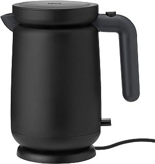 Stelton FOODIE Waterkoker - Snelle, energiezuinige elektrische koker - Waterketel in retro/vintage design - Met automatisc...