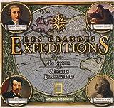 Les grandes Expéditions - Sur la route des Célèbres Explorateurs (1Cédérom)