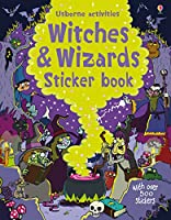 Witches and Wizards Sticker Book (Sticker Books)