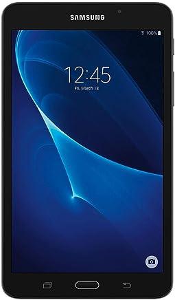 "$99 Get Samsung Galaxy Tab A 7""; 8 GB Wifi Tablet w/ 16GB Micro SD Bundle (Black) SM-T280NZKMXAR (US Warranty) (Renewed)"