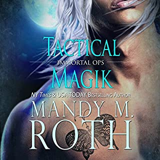 Tactical Magik audiobook cover art