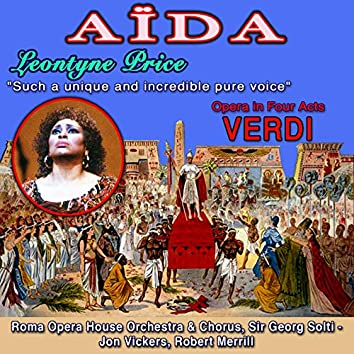 "Leontyne Price - ""Such a unique and incrdible pure voice"" (feat. Antal Dorati) [Aïda - Opera in Four Acts - Giuseppe Verdi]"