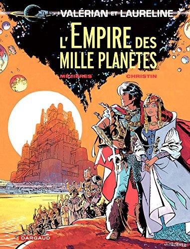 Valérian - Tome 2 - L'empire des mille planètes