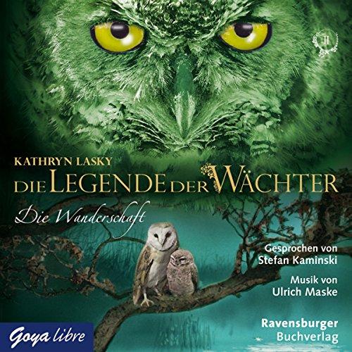 Die Wanderschaft (Die Legende der Wächter 2) Titelbild