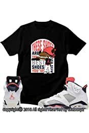 07dac5d1772 Custom T Shirt Matching Style of AIR Jordan 6 Infrared Tinker JD 6-10-