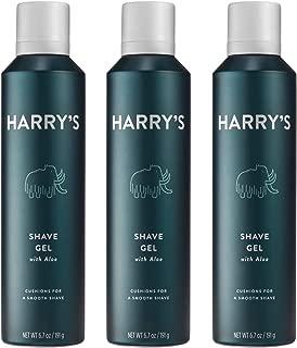 Best harry's shave gel Reviews