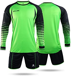 KELME Men Goalkeeper Padded Jersey and Shorts,Youth...