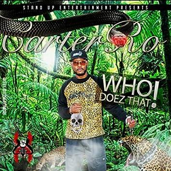 Who Doez That (Rap)