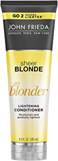 John Frieda Sheer Blonde Go Blonder Lightening Shampoo, 245 ml