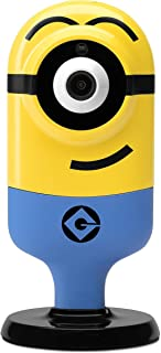 Despicable Me Indoor HD WiFi Stuart Flexi Cam (Mischievous), Yellow (TP0010)