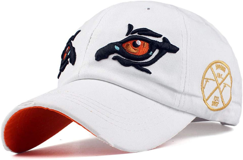 5aafb91ef WYKDA Washed Cotton Baseball Caps Men Snapback Dad Hat for Women Cap ...