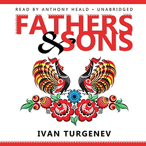 Fathers and Sons audiobook cover art