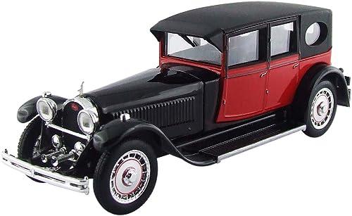 Rio - 4429 - Véhicule Miniature - Modèle à L'échelle - Bugatti Royale 41 - 1927 - Echelle 1 43
