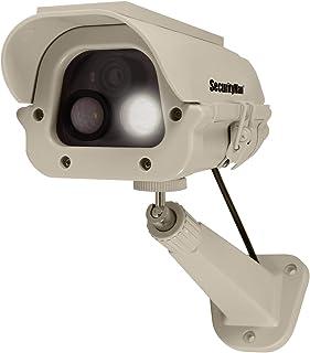 Securityman Solar Powered 100 lúmenes LED Spotlight Dummy F