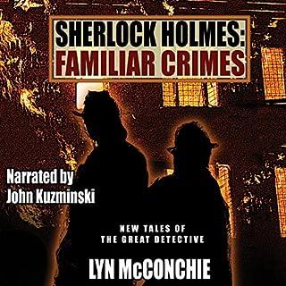 Sherlock Holmes: Familiar Crimes cover art