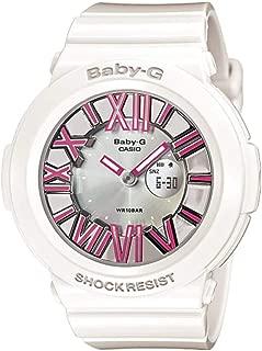 Baby G Silver Dial Polyurethane Strap Ladies Watch...