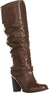 Style & Co. Womens Sohpiie Pointed Toe Knee High Fashion Boots
