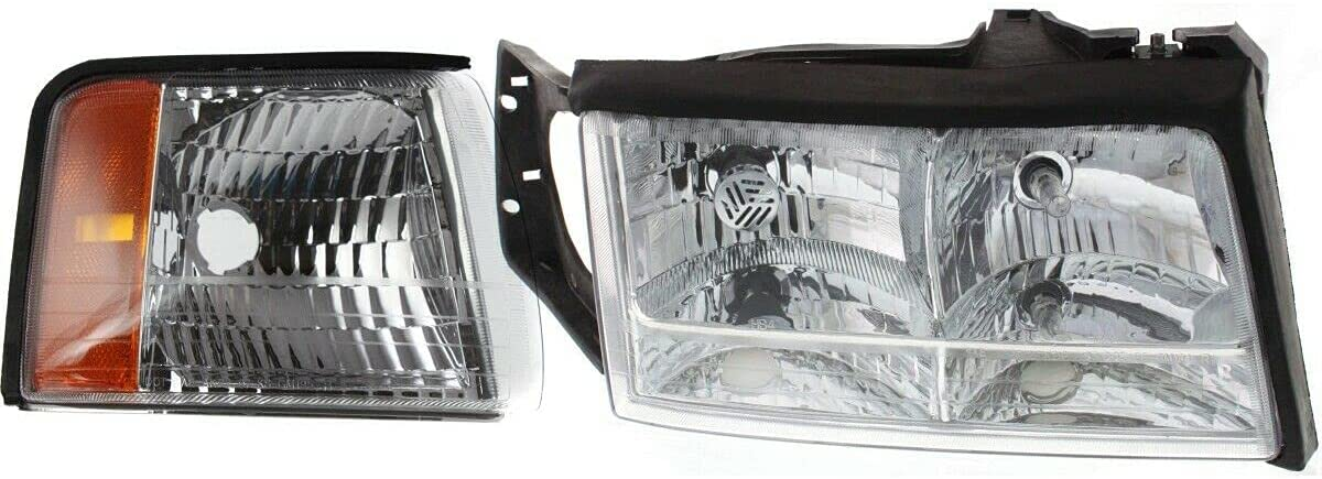 Auto Light Kit Right Hand Side Compatible Ville Passenge Special price 2021 new for a limited time De with