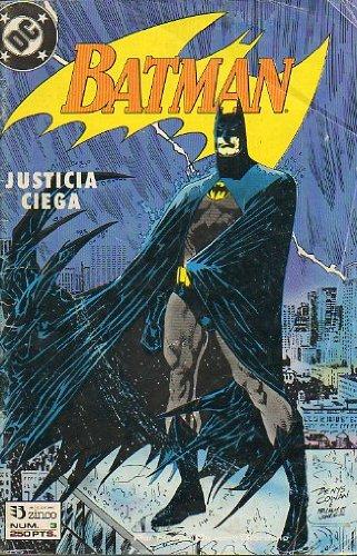 BATMAN. JUSTICIA CIEGA.