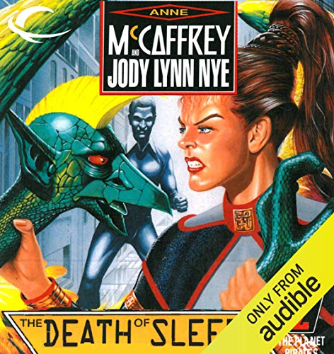 Couverture de The Death of Sleep