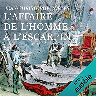 Couverture de L'affaire de l'homme à l'escarpin