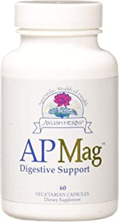 Ayush Herbs AP Mag Herbal Supplement, 60 Count