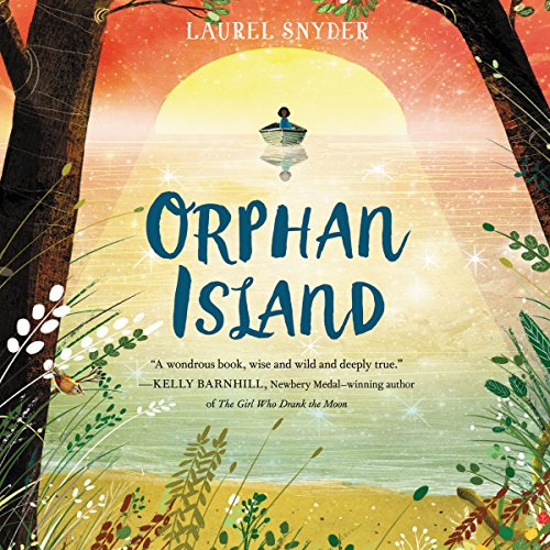 Orphan Island audiobook cover art
