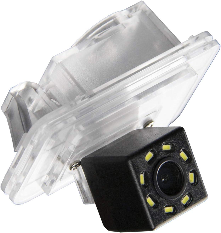 Cámara trasera HD 720p de marcha atrás de la cámara de la marcha atrás de la placa de la matrícula de aparcamiento cámara impermeable para Suzuki Swift 2014/Swift sport