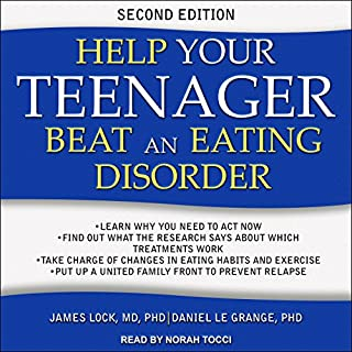 Help Your Teenager Beat an Eating Disorder, Second Edition audiobook cover art